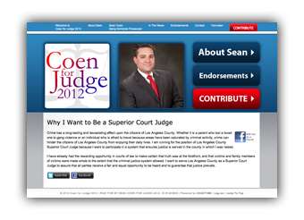 Coen for Judge 2012